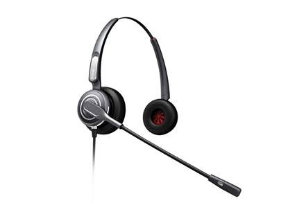 Picture of Eartec Pro 710D Binaural (Double Ear) Headset