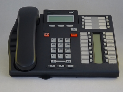 Nortel T7316E Telephone Black