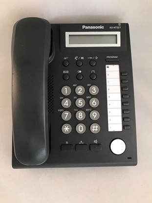 Picture of Panasonic KXNT321 IP Telephone - P/N: KX-NT321