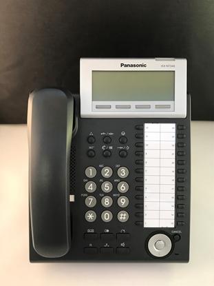 Picture of Panasonic KXNT346 IP Telephone - P/N: KX-NT346