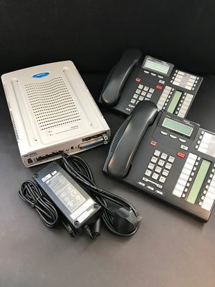 Picture of Nortel BCM50b System & T7316e phones - Create your own package