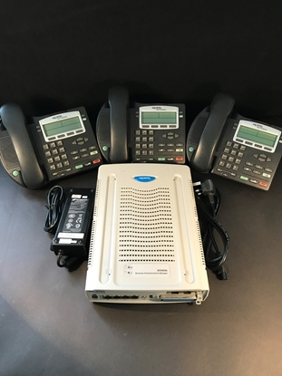 Picture of Nortel BCM50b System & i2002 phones - Create your own package