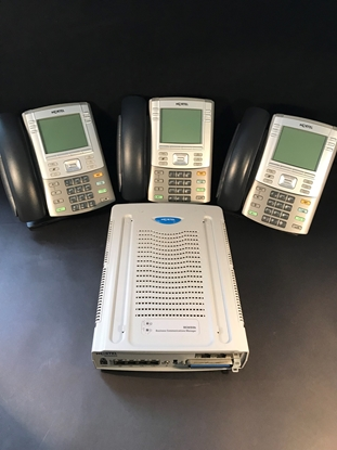 Picture of Nortel BCM50b System & 1140e phones - Create your own package