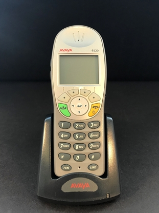 Picture of Avaya WLAN Handset 6120 - P/N: NTTQ4020E6