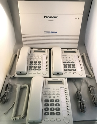 Panasonic KX-TES824 System